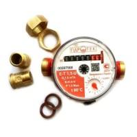 Счетчик для горячей воды GIDROTEK (Гидротек)