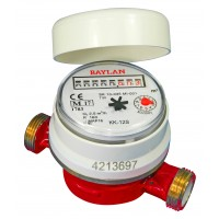 Сухоходный квартирный счетчик горячей воды Байлан (Baylan) KK-12s