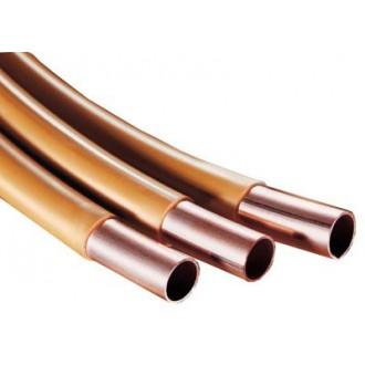 Труба медная для теплого пола CUPROTHERM 14х0,8 мм