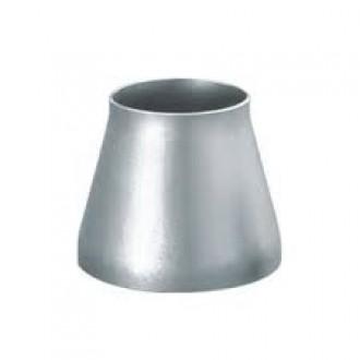 Переход стальной оцинкованный 133х4/76х5 цена