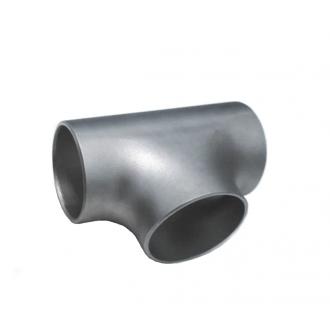 Тройник стальной приварной равнопроходный 159х6 цена
