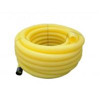 Труба дренажная PVC DN 100 , в бухте 50 м