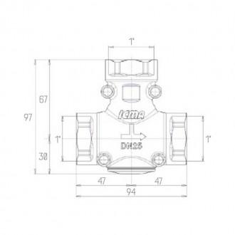 Антиконденсационный клапан Icma 1