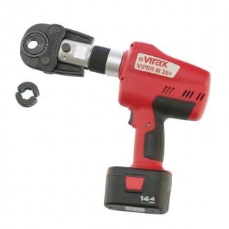 Клещи электромеханические Icma №420 16-32 цена
