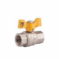 Кран шаровой SD Forte для газа 3/4
