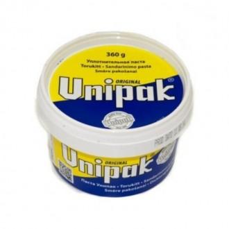 Герметик Unigum Unipak 360 г паста в тюбике цена