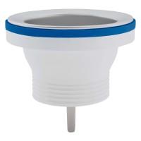 Выпуск ANI Plast М100 с нержавеющей сеткой 70 мм, выход  1 1/2