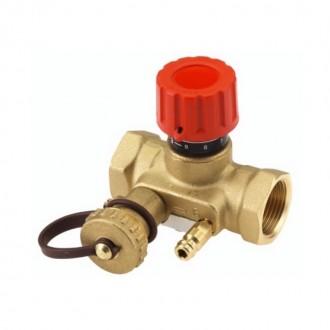 Балансировочный клапан Danfoss USV-I1/2