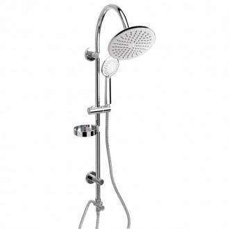 Душевая система Q-tap 1002 CRM цена