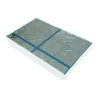 Мат UA для теплого пола 35 кг/м³ теплоотражающая пленка 30х1000х5000