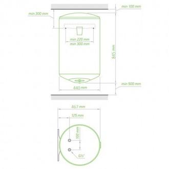 Водонагреватель Tesy Bilight 80 л, 1,5 кВт GCV 804415 B11 TSR цена