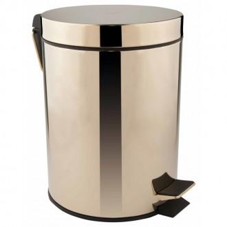 Ведро для мусора Q-tap Liberty 1149 ORO цена
