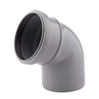 Колено PPR TA Sewage 110х110, 67° цена