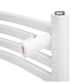 Водяной полотенцесушитель Q-tap Dias (WHI) P10 600x500 HY цена