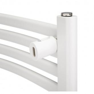 Водяной полотенцесушитель Q-tap Dias (WHI) P15 800x500 HY цена