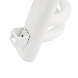Водяной полотенцесушитель Q-tap Glory (WHI) P16 1000x500 HY цена