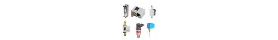 Компоненты безопасности для систем отопления