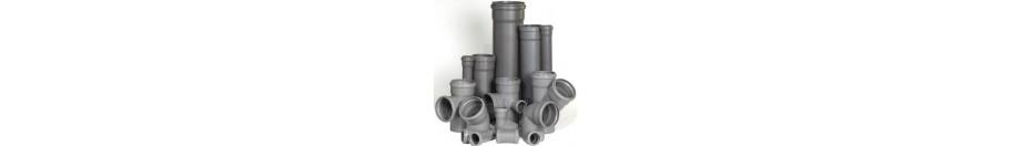 Трубы и фитинги для внутренней канализации