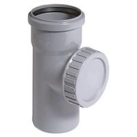 Ревизия для бесшумной канализации Poliplast Ду 110