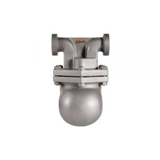 Конденсатоотводчик поплавковый муфтовый стальной, Ду 20 / PN16 цена