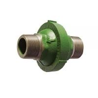 Обратный клапан гравитационный для отопления муфтовый чугунный, Ду 25 / шар-сталь + EPDM / PN7