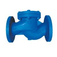 Обратный клапан подъемный фланцевый чугунный, Ду 32 / тарелка-нж сталь / PN16